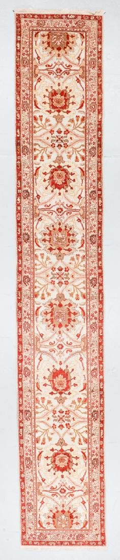 Sultanabad Style Rug: 3' x 18'