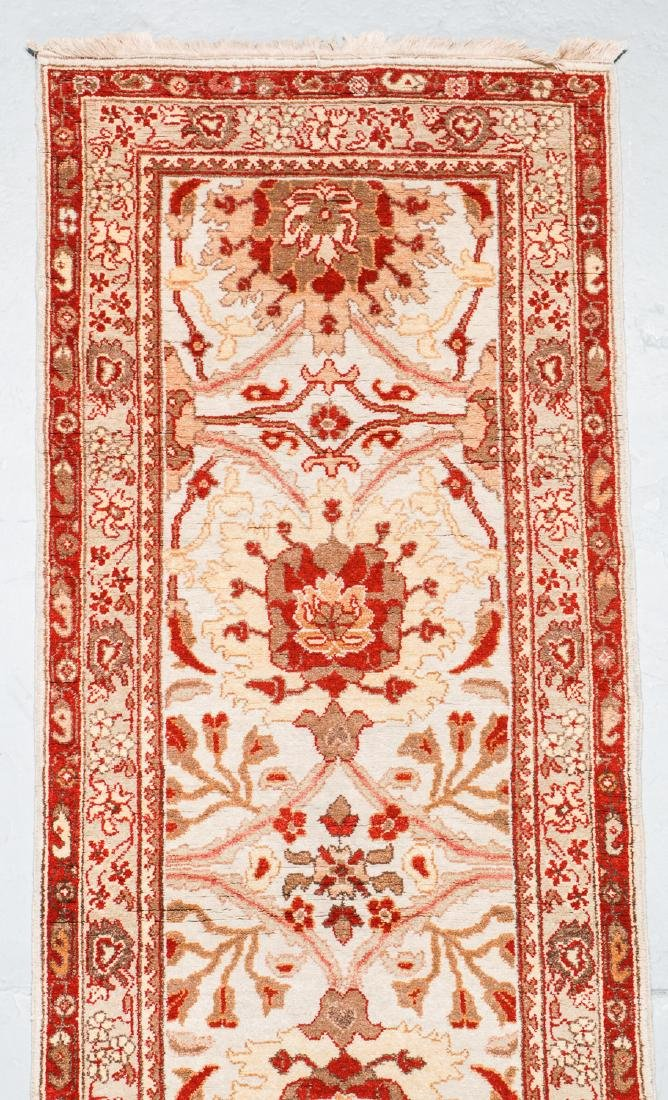Sultanabad Style Rug: 3' x 18' - 2