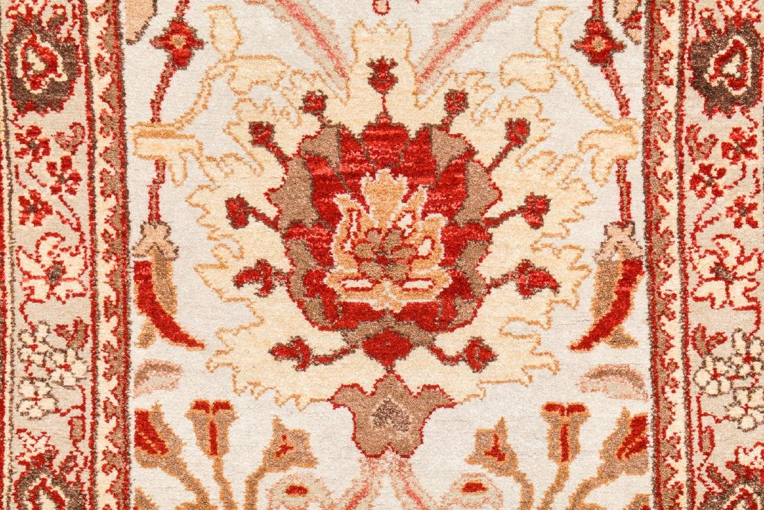 Sultanabad Style Rug: 3' x 18' - 3