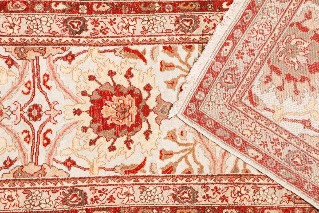 Sultanabad Style Rug: 3' x 18' - 4