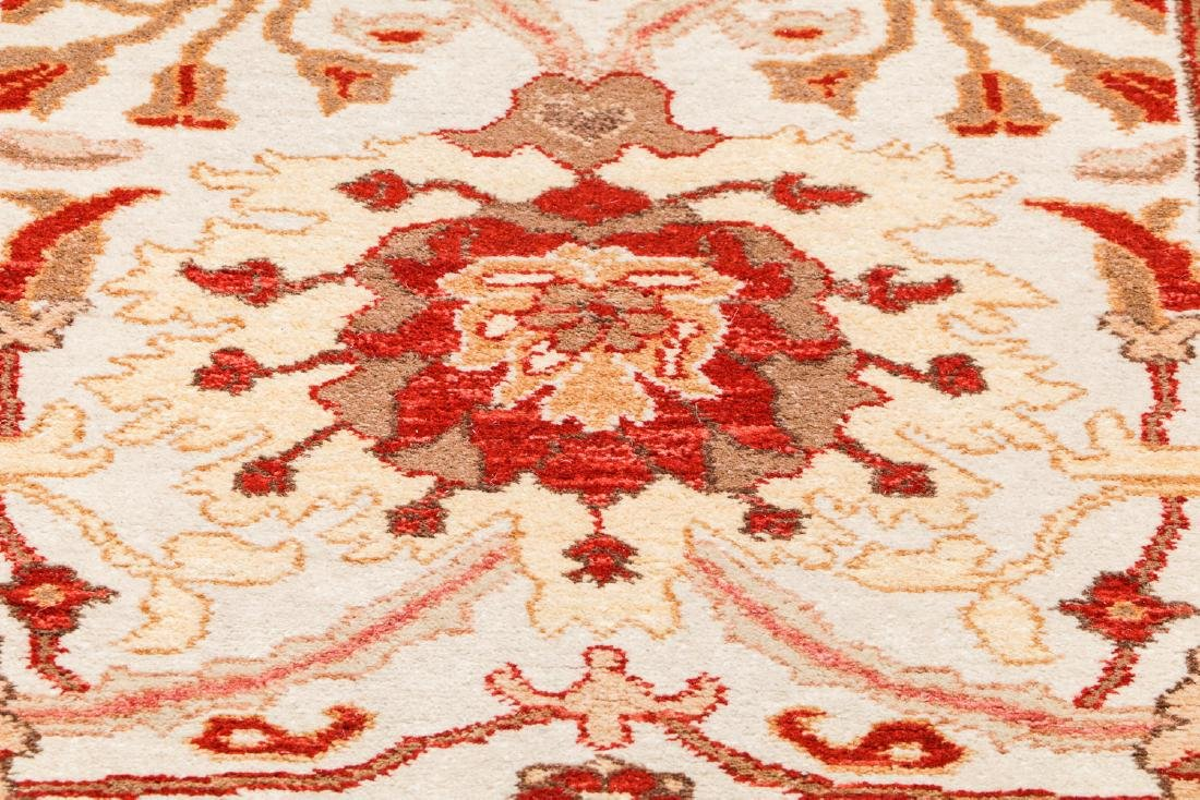 Sultanabad Style Rug: 3' x 18' - 6