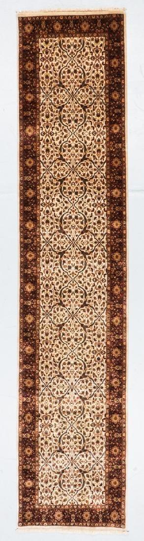 Fine Ferahan Style Rug: 2'5'' x 11'8''
