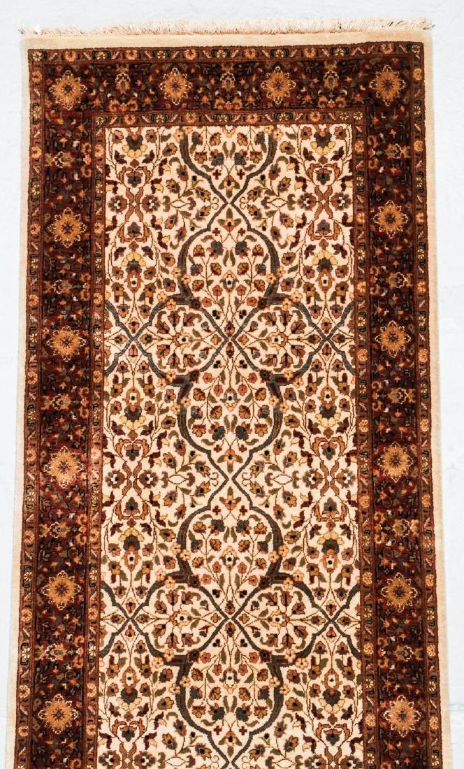 Fine Ferahan Style Rug: 2'5'' x 11'8'' - 2