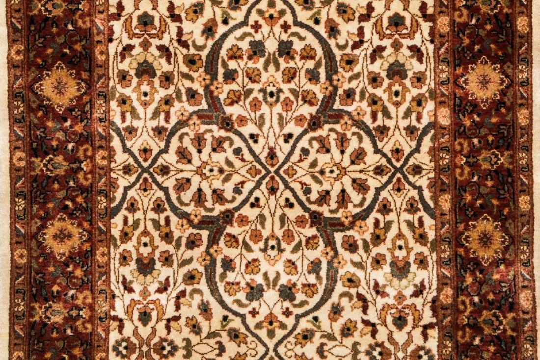 Fine Ferahan Style Rug: 2'5'' x 11'8'' - 3
