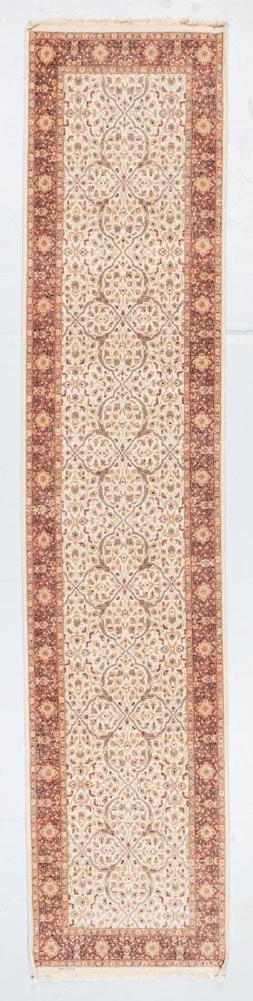 Fine Ferahan Style Rug: 2'5'' x 11'8'' - 7