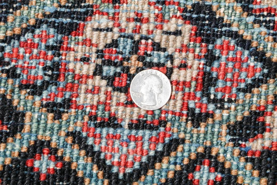 Antique Heriz Wagireh Rug, Persia: 11'6'' x 2' - 4