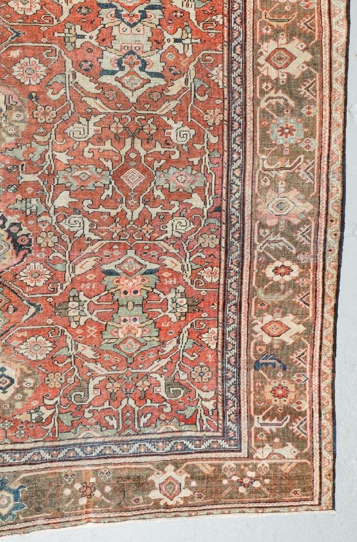 19th C. Mahal Rug, Persia: 9'1'' x 11' - 2