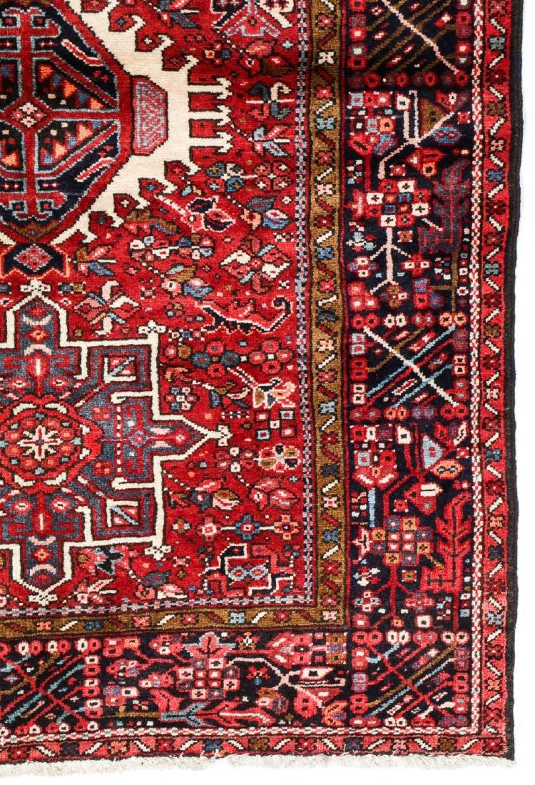Semi-Antique Karadja Rug, Persia: 4'8'' x 6'2'' - 2