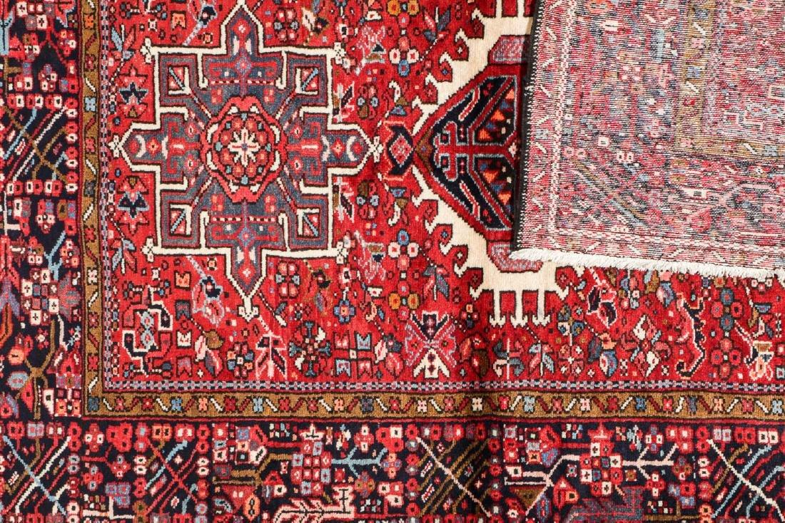 Semi-Antique Karadja Rug, Persia: 4'8'' x 6'2'' - 4
