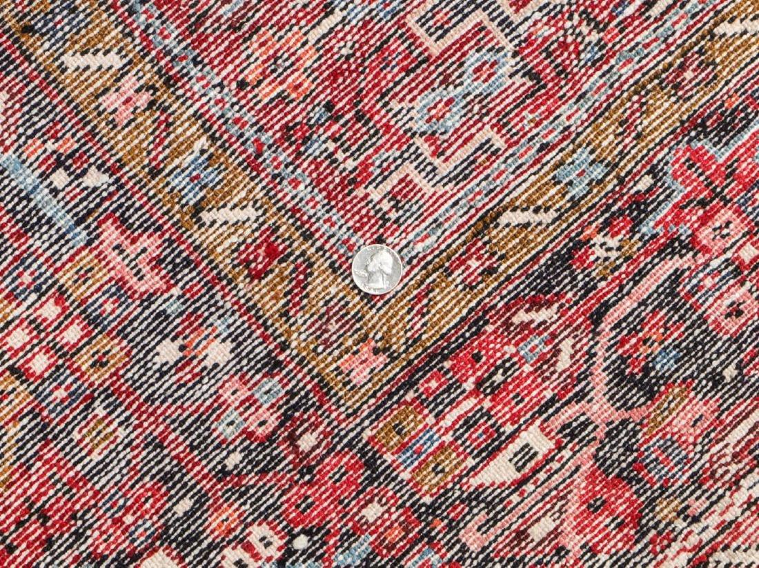 Semi-Antique Karadja Rug, Persia: 4'8'' x 6'2'' - 5