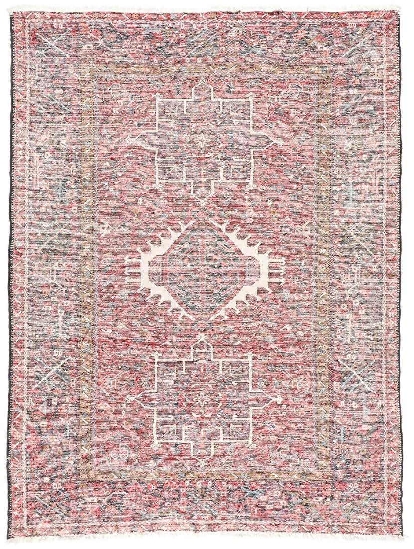 Semi-Antique Karadja Rug, Persia: 4'8'' x 6'2'' - 6