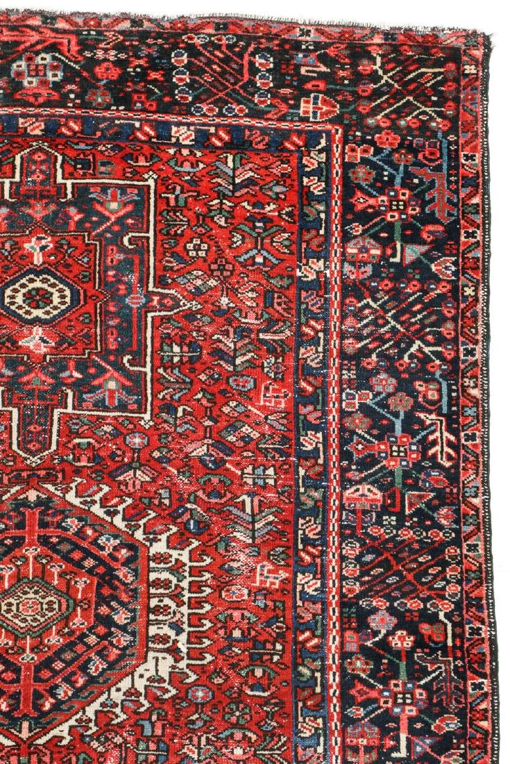 Semi-Antique Karadja Rug, Persia: 4'10'' x 6'1'' - 2