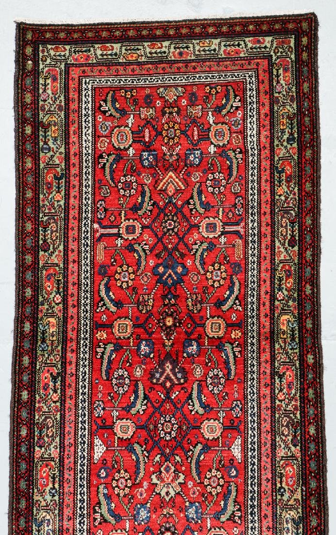 Antique Ferahan Rug, Persia: 3'8'' x 10'9'' - 2