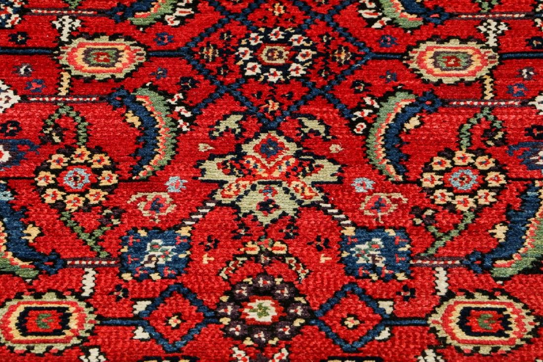 Antique Ferahan Rug, Persia: 3'8'' x 10'9'' - 6