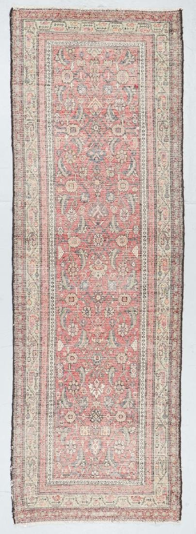 Antique Ferahan Rug, Persia: 3'8'' x 10'9'' - 7