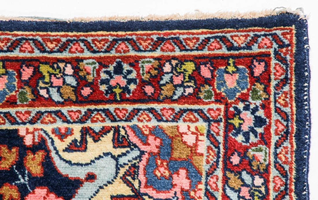 3 Antique Persian Small Rugs - 2