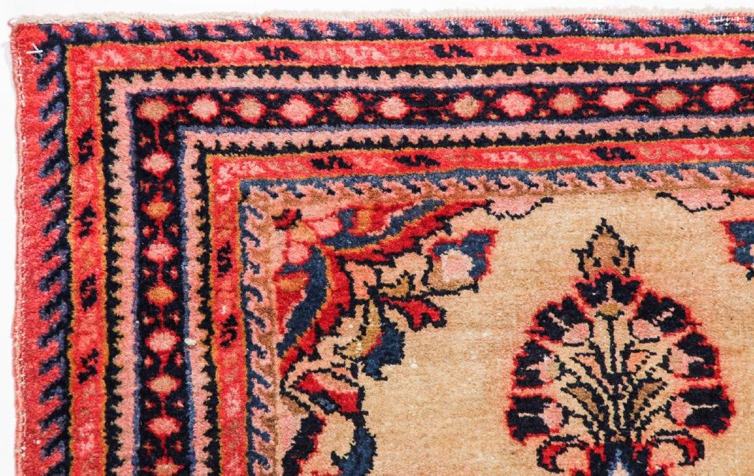 3 Antique Persian Small Rugs - 3