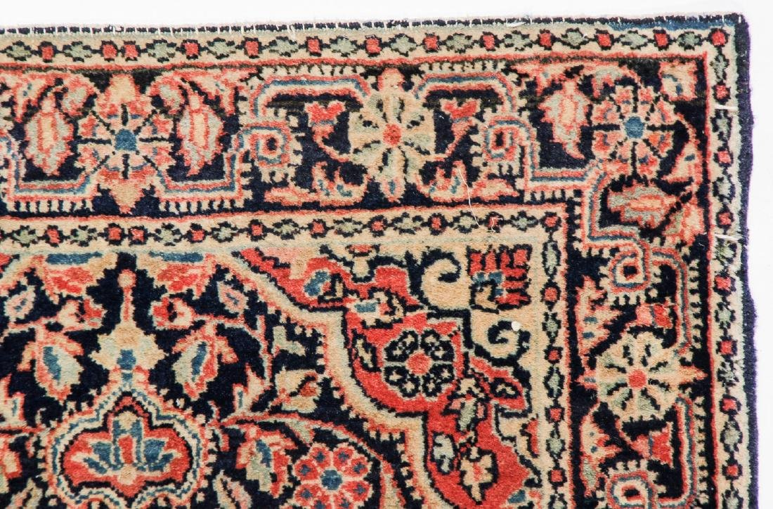3 Antique Persian Small Rugs - 4