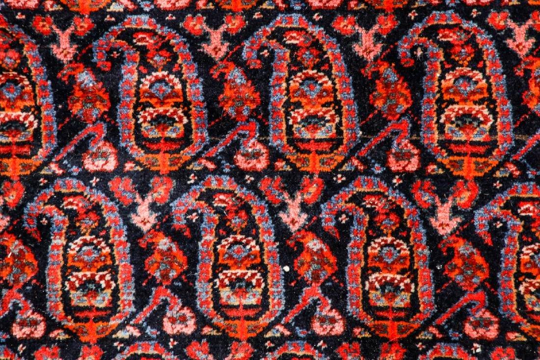 Antique Malayer Rug, Persia: 7'1'' x 11'8'' - 3