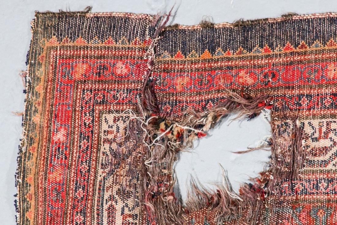 Antique Malayer Rug, Persia: 7'1'' x 11'8'' - 5