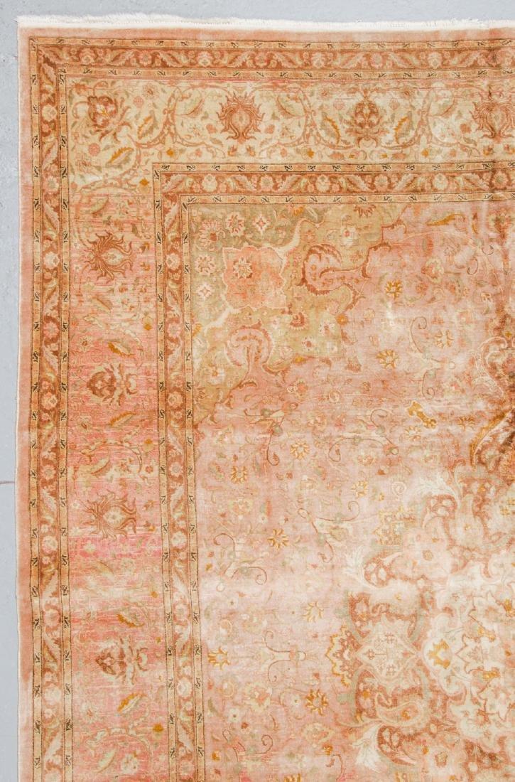Semi-Antique Tabriz Rug, Persia: 9'10'' x 12'11'' - 2