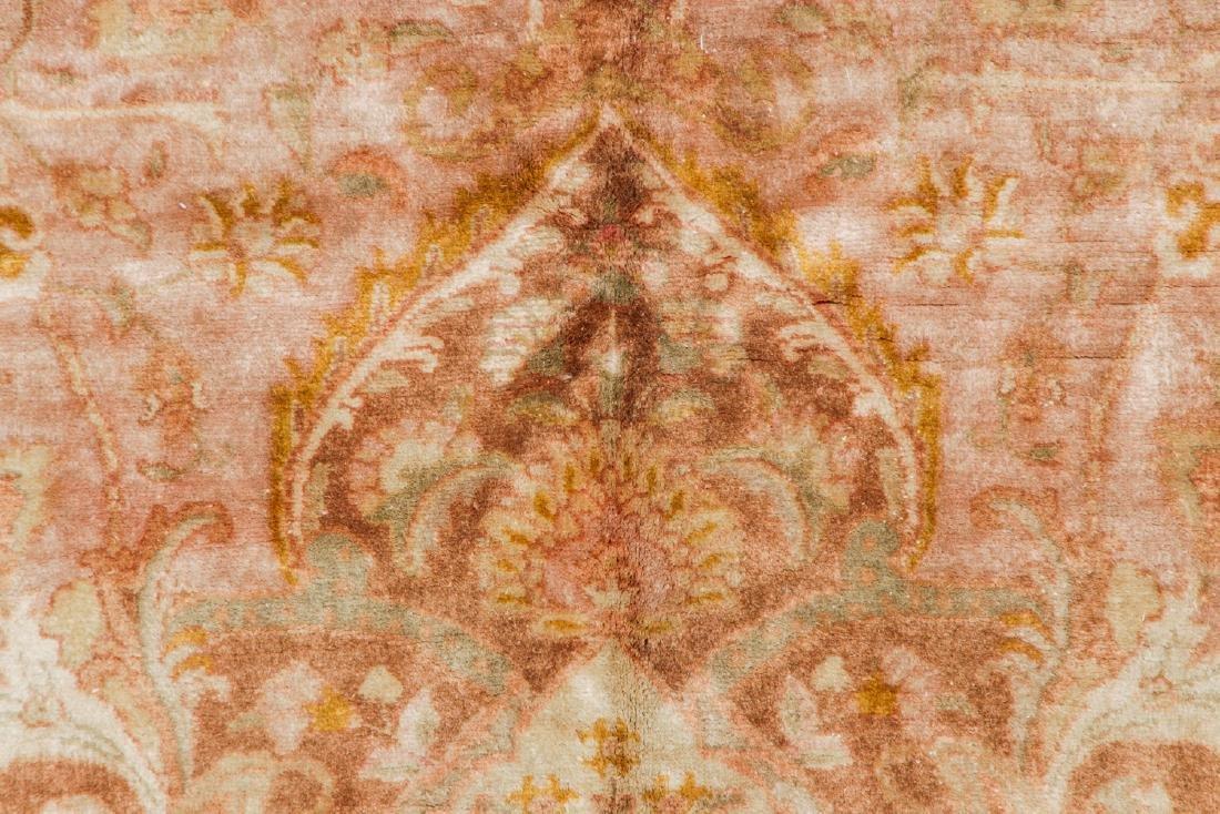 Semi-Antique Tabriz Rug, Persia: 9'10'' x 12'11'' - 3