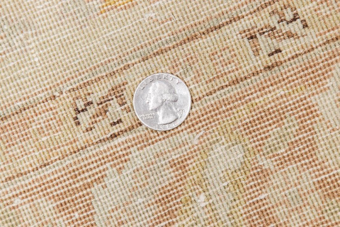 Semi-Antique Tabriz Rug, Persia: 9'10'' x 12'11'' - 5