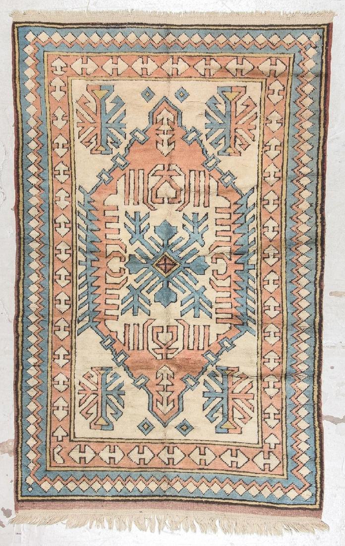 2 Vintage Turkish and Bokhara Rugs - 2