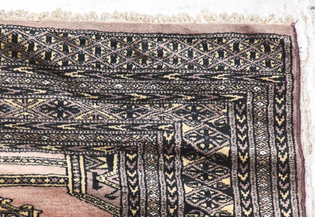2 Vintage Turkish and Bokhara Rugs - 7