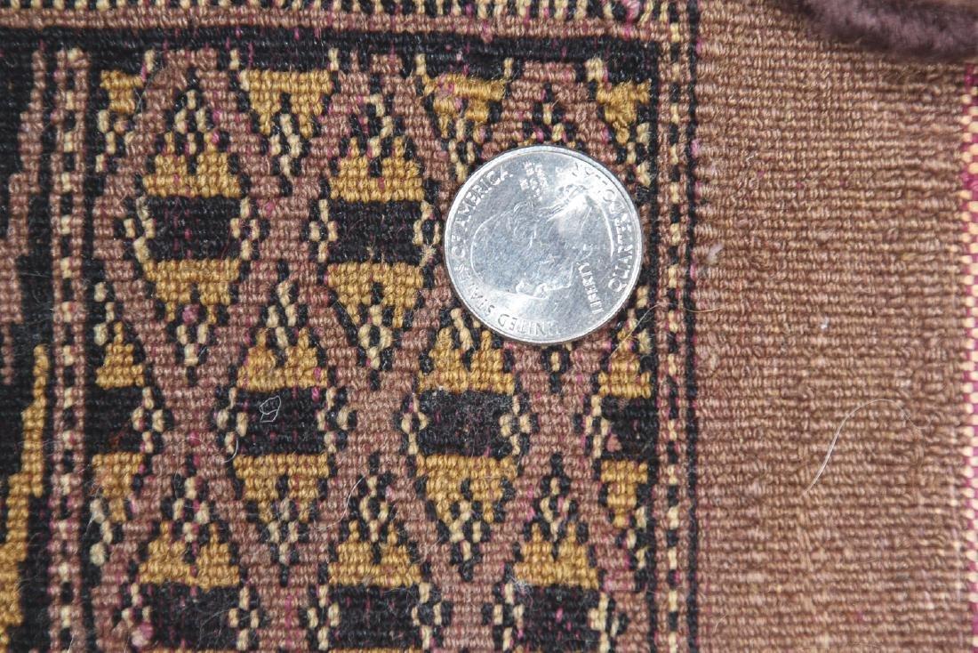 2 Vintage Turkish and Bokhara Rugs - 9