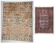 Baktiari and Bokhara Rugs 2
