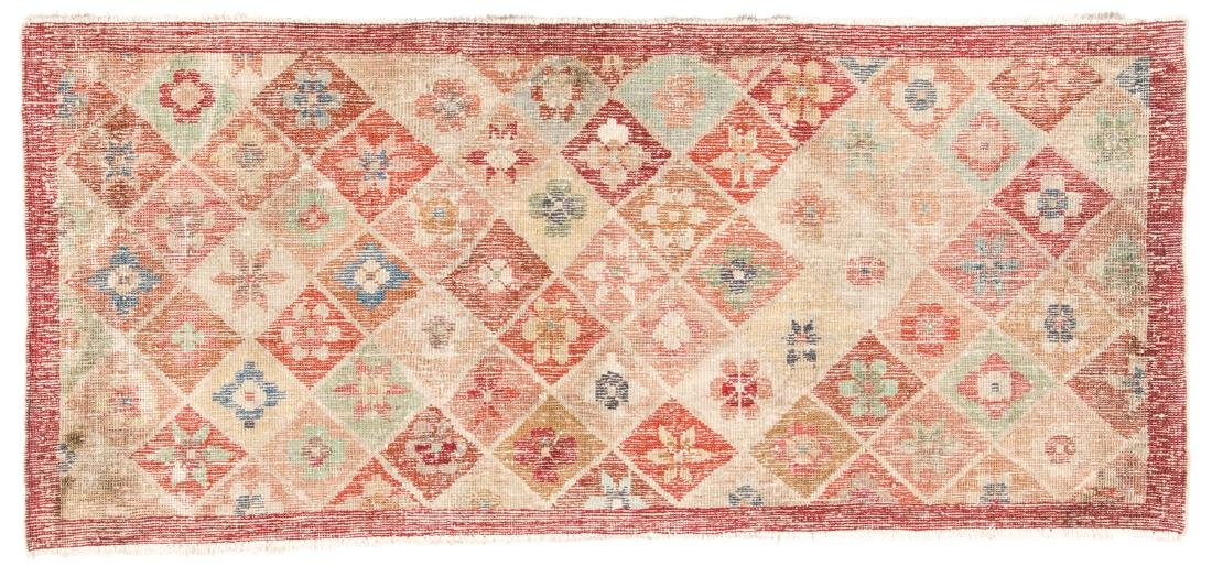 Estate Grouping of 4 Antique Chinese/Tibetan Rugs - 3