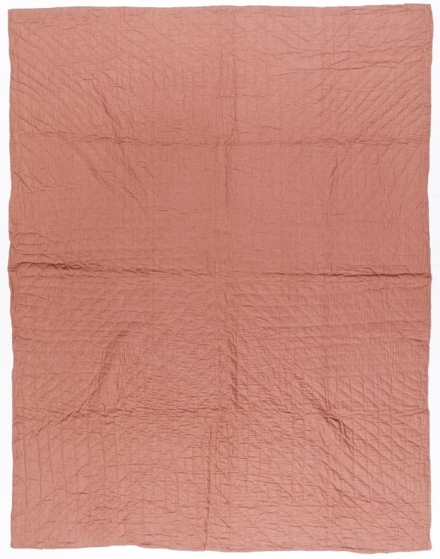Large Vintage Star of Bethlehem Quilt. Size: 88'' x - 4