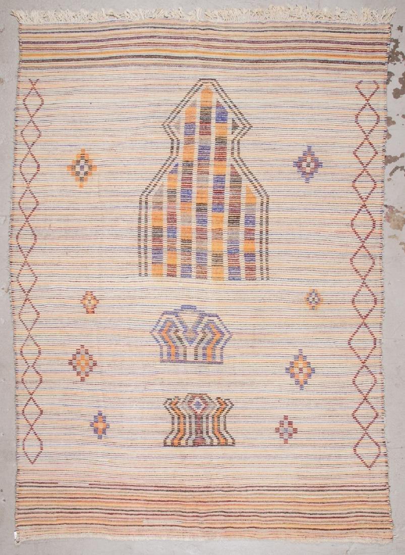 Vintage Moroccan Rug, Morocco: 8'5'' x 11'9'' - 7
