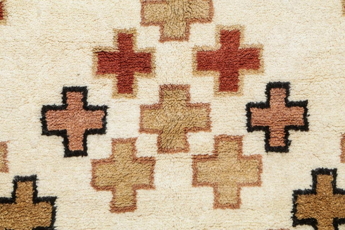 Modern Beni Ourain Rug, Morocco: 5'1'' x 8'2'' - 3