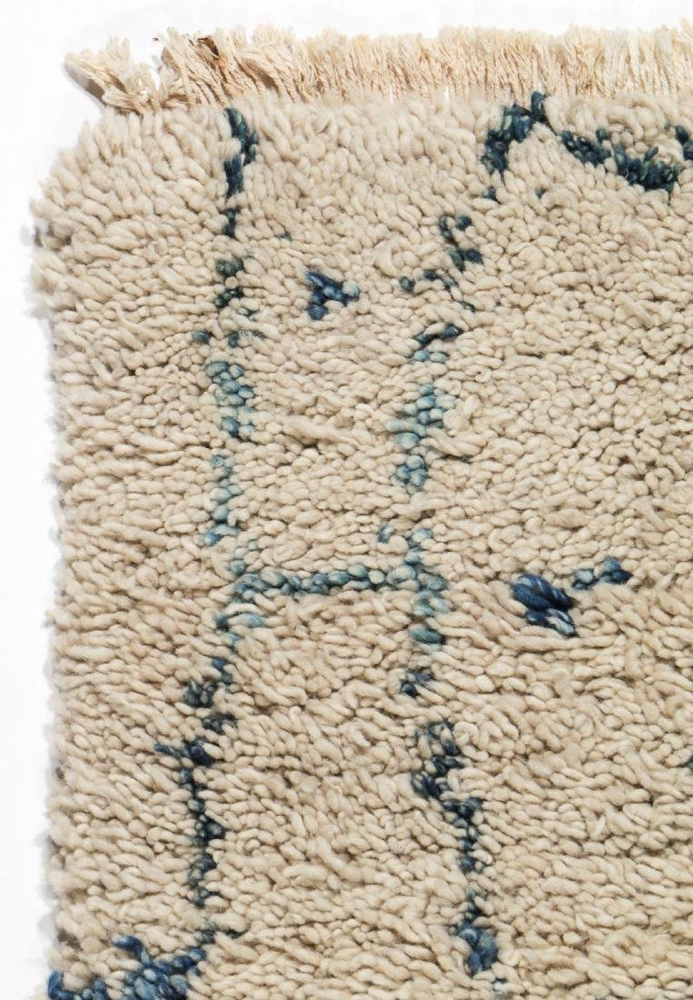 Modern Beni Ourain Rug, Morocco: 2'3'' x 3'11'' - 3