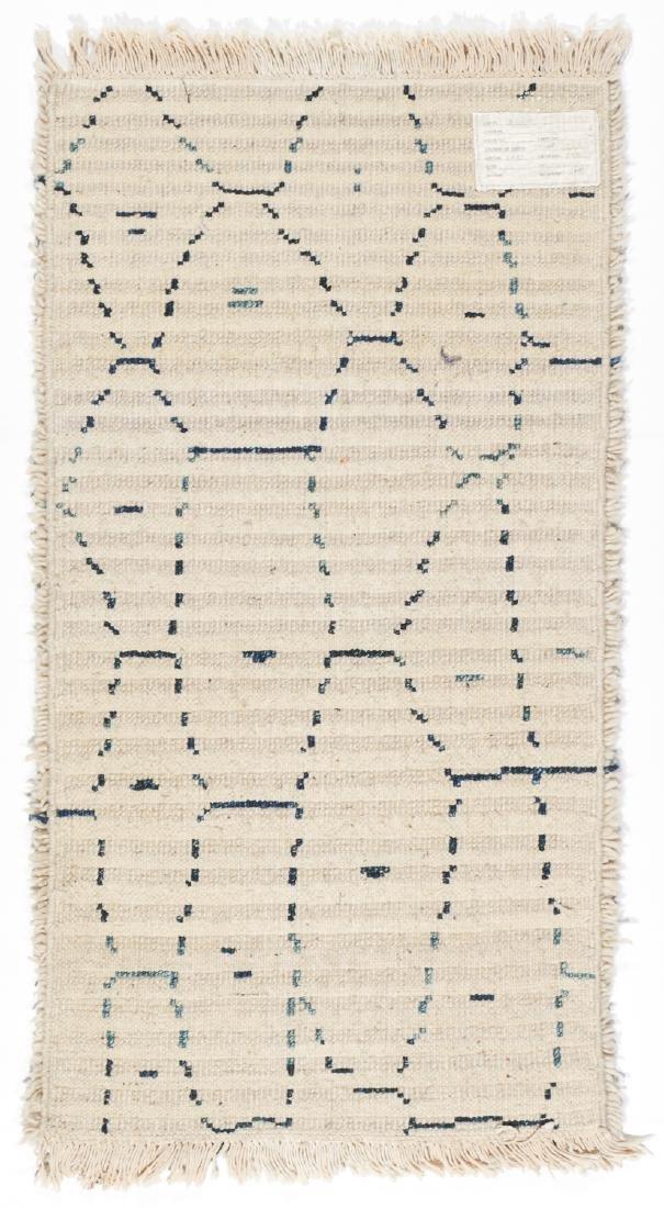 Modern Beni Ourain Rug, Morocco: 2'3'' x 3'11'' - 7
