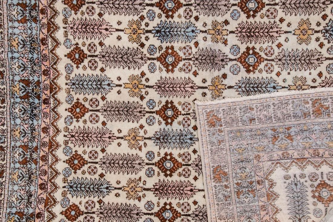 Vintage Moroccan Rug: 7'7'' x 8'0'' - 4