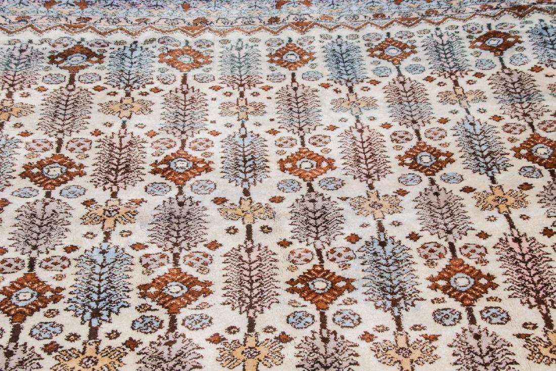 Vintage Moroccan Rug: 7'7'' x 8'0'' - 6