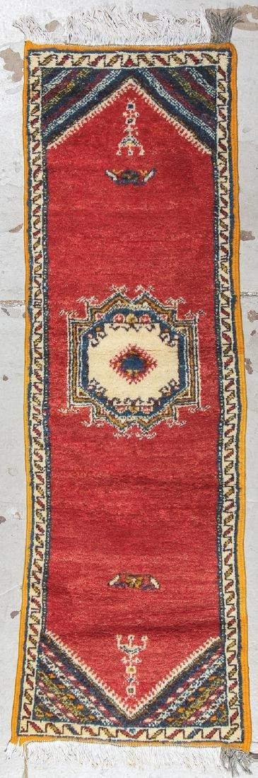 Moroccan Rug: 2' x 5'11''