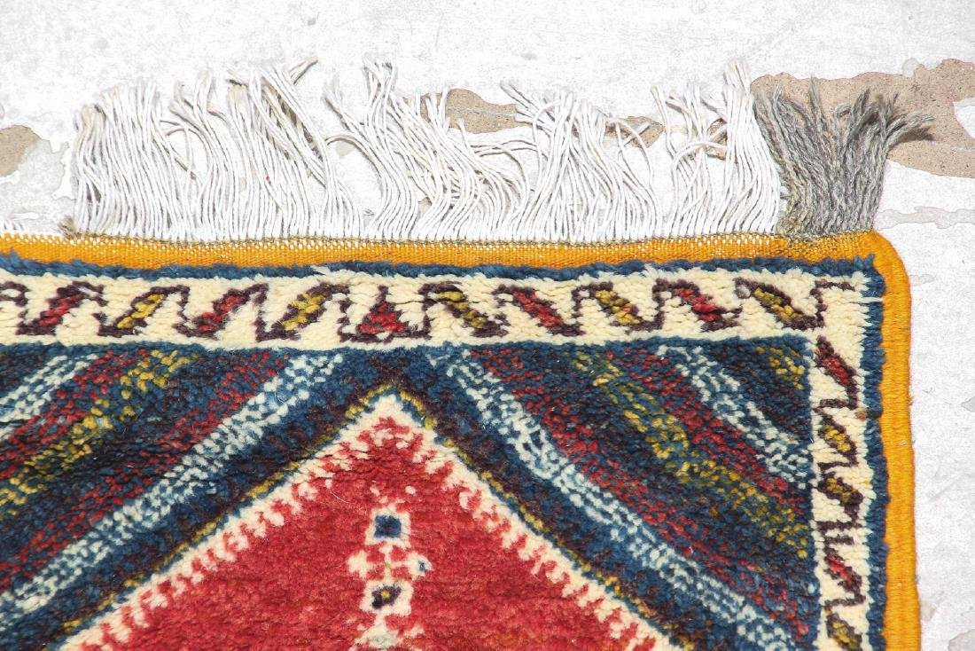 Moroccan Rug: 2' x 5'11'' - 2