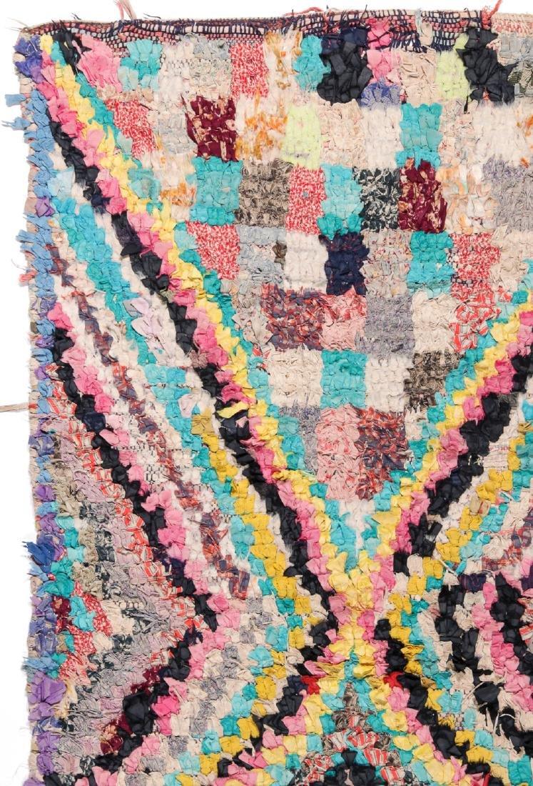 Vintage Moroccan Rug: 2'10'' x 5'6'' - 2