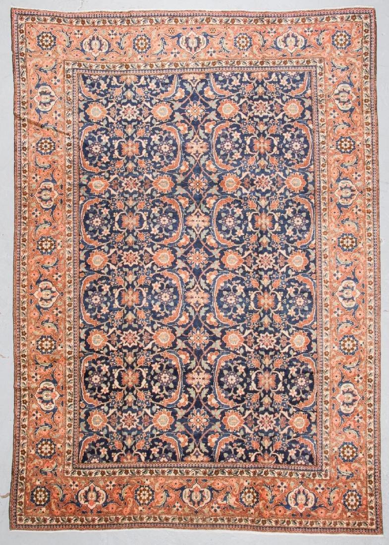Antique Tabriz Rug, Persia: 8'7'' x 12'1''