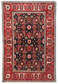 Antique Caucasian Rug: 3'6'' x 5'3''