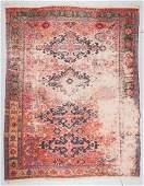 Antique Sumak Rug, Caucasus: 8'3'' x 10'9''