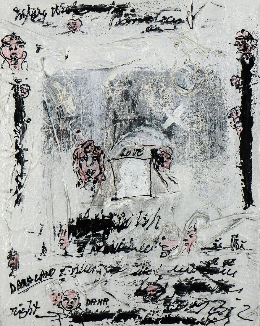 """Gilles Rieu (b. 1953) """"Weekly"""", 2002"""