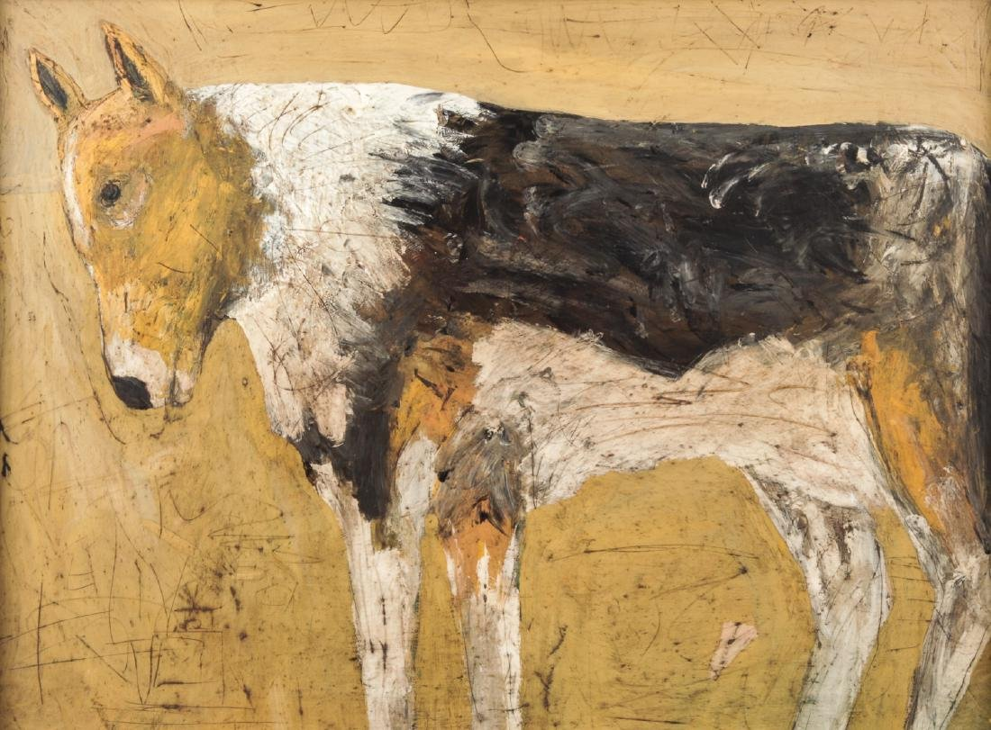 "Terry Turrell (b. 1946) ""Dog"""