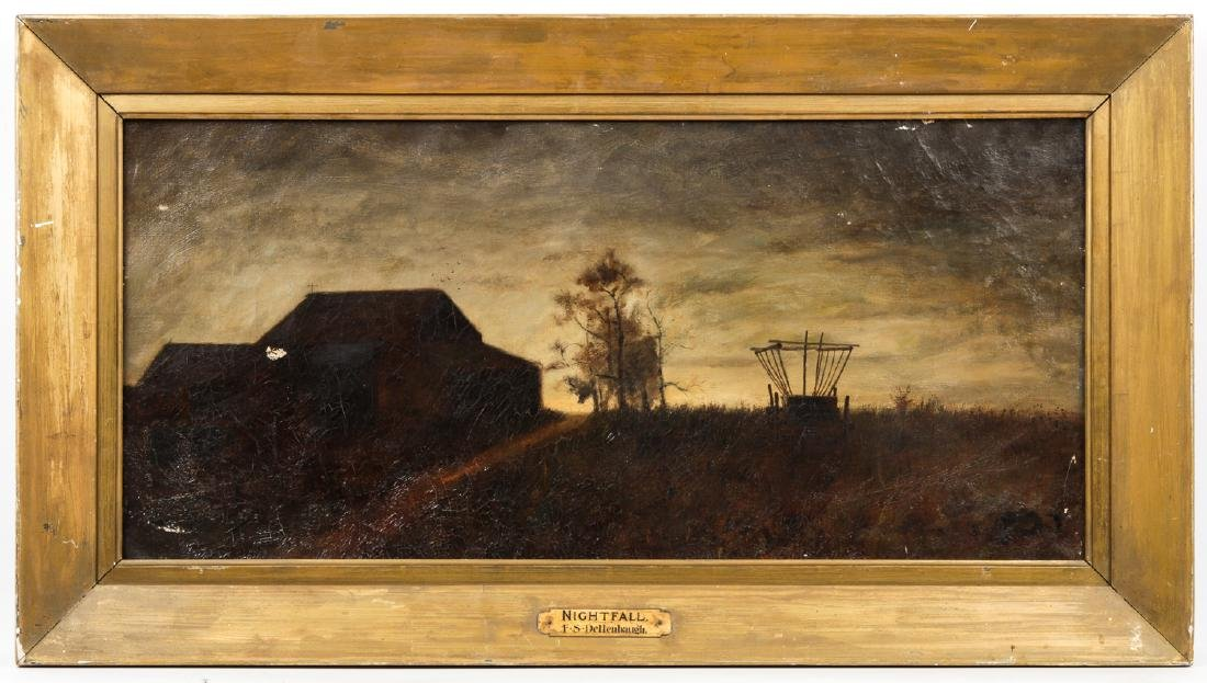 Frederick Samuel Dellenbaugh Oil Painting