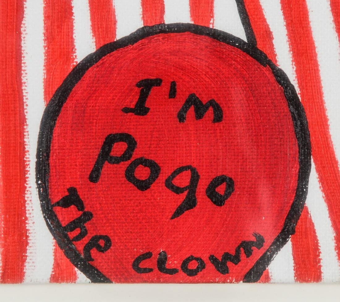 "John Wayne Gacy (1942-1994) ""Pogo the Clown"" - 3"