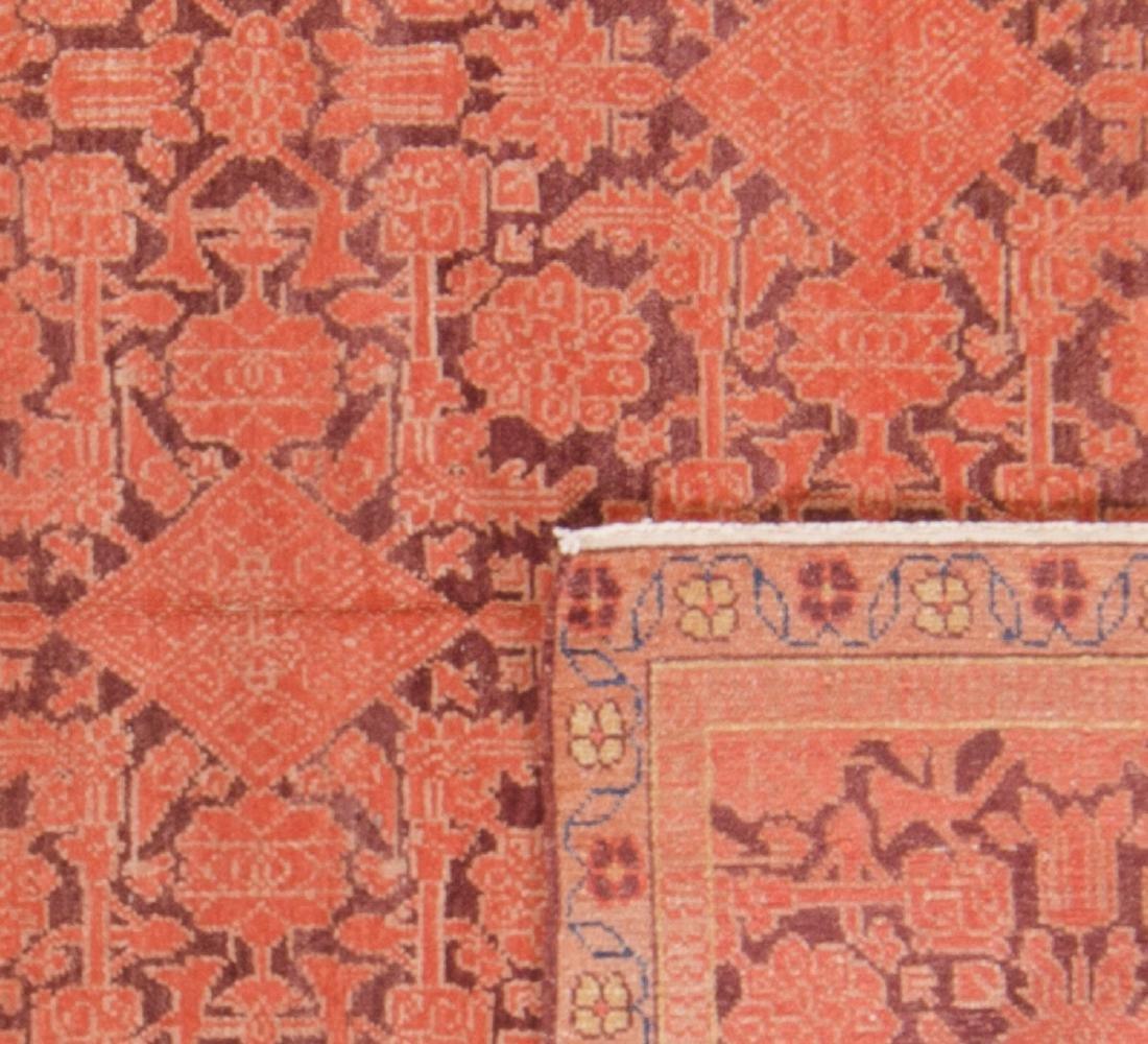 Oushak Style Rug: 5' x 7'1'' - 2